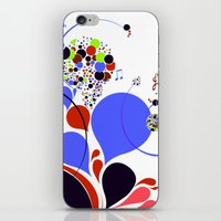Pattern Notes iPhone & iPod Skin