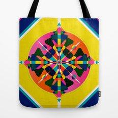 Compass, Palette 1 Tote Bag