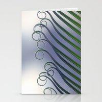 Cycas - leaf born 2664 Stationery Cards