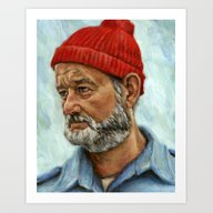 Bill Murray / Steve Ziss… Art Print