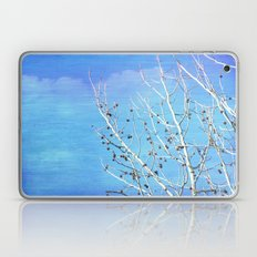 Thoughts in the Breeze Laptop & iPad Skin