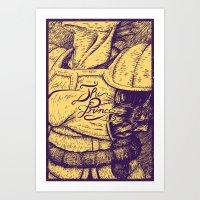 The Prince Art Print