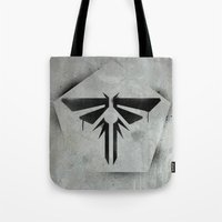 When you're lost in the darkness, look for the light. Tote Bag