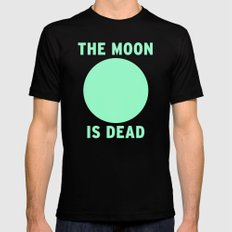 Orbituary Black SMALL Mens Fitted Tee