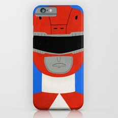 Red Ranger iPhone 6s Slim Case