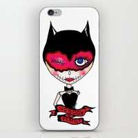Nobody Is Perfect iPhone & iPod Skin