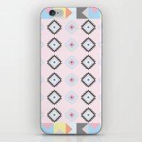 Kilim Print iPhone & iPod Skin