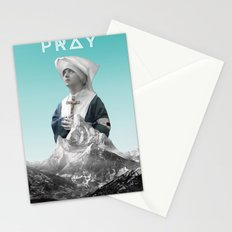 Pray Stationery Cards