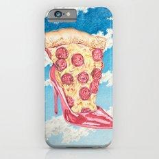 No Boys, Just Pizza iPhone 6 Slim Case