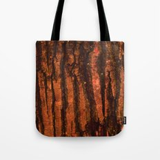 Textures - Wood Tote Bag