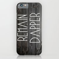 Remain Dapper iPhone 6 Slim Case