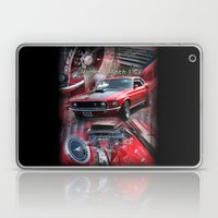 1969 Mustang Mach 1 CJ Laptop & iPad Skin