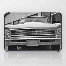 Chevy II closeup iPad Case