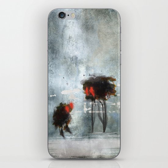 Let Me Tell You Where Monsters Come From, Son iPhone & iPod Skin
