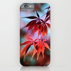 Japanese Red Maple Slim Case iPhone 6s