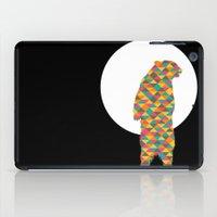 Bear Moon iPad Case