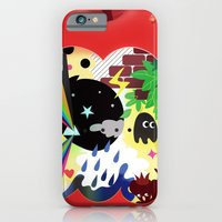 The World Inside The App… iPhone 6 Slim Case