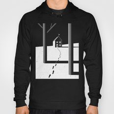 Walking Home/Deposit NY Hoody