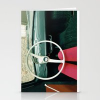 From Behind The Wheel - II Stationery Cards