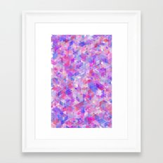 Panelscape - #10 society6 custom generation Framed Art Print