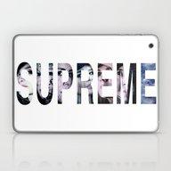 Supreme Laptop & iPad Skin