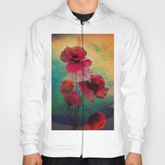 Poppies Hoody