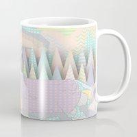 Deer Forest Mug