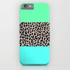 Leopard National Flag XIV Slim Case iPhone 6s