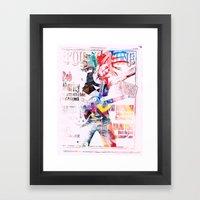 Bobby Stones Framed Art Print