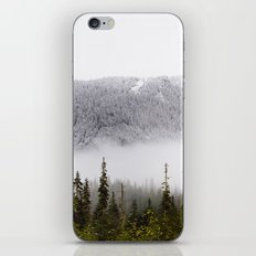 Way up there. iPhone & iPod Skin