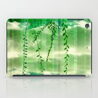 Green Genesis iPad Case