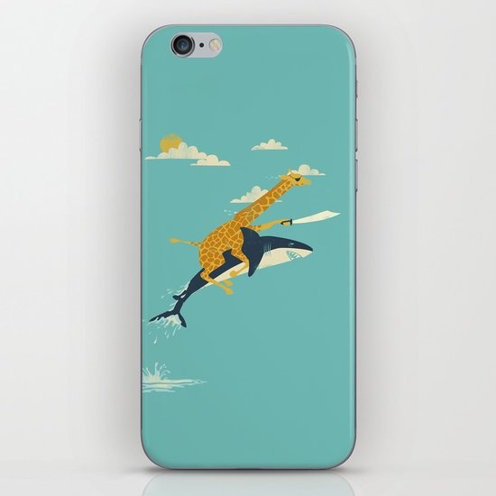 Onward! iPhone & iPod Skin
