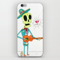 Broken Mariachi iPhone & iPod Skin