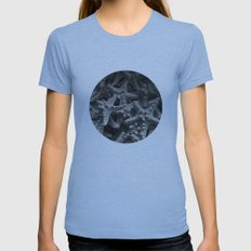 Starfish Womens Fitted Tee Athletic Blue SMALL