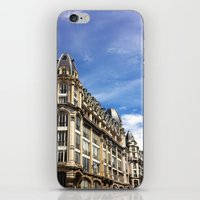 Paris Buildings iPhone & iPod Skin