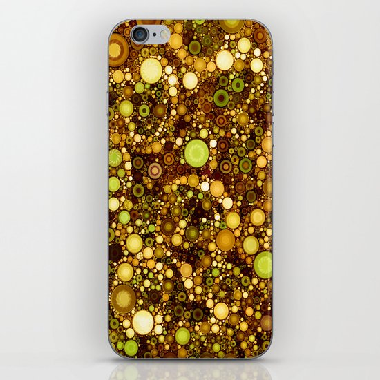 :: Solid Gold :: iPhone & iPod Skin
