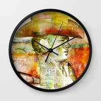 The journey of James D. Wall Clock