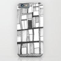 Lost Keys Cafe iPhone 6 Slim Case