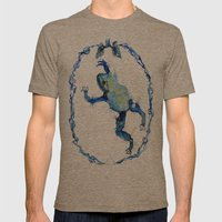 Phlegmatic  Mens Fitted Tee Tri-Coffee SMALL