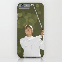 Tiger Woods iPhone 6 Slim Case