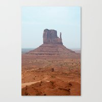 The cruel, uneventful state of apathy releases me Canvas Print