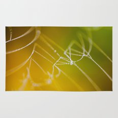 The Spiders Web - Fall Colors Rug
