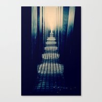Slabs Canvas Print