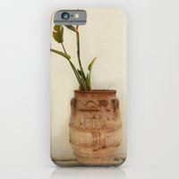 iPhone & iPod Case featuring Bird of Paradise Plant by Emele Photography