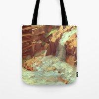 Diamantina [Waterfalls] Tote Bag