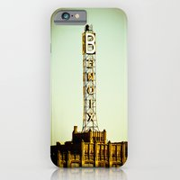 iPhone & iPod Case featuring Roof Top by Rick Staggs