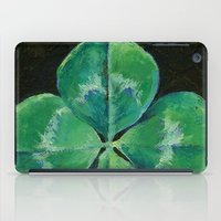Shamrock iPad Case
