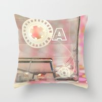 A-Side Throw Pillow