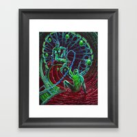 Continuum Framed Art Print
