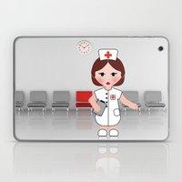 Jobs Serie: The Nurse Laptop & iPad Skin